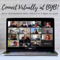Weekly Opportunity to Connect & Promote Your Business at Build Your Business Networking Meetings!
