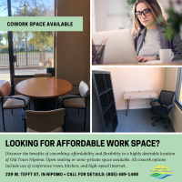 Be A Part Of Nipomo's First Co-Work Space