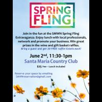 Santa Maria Women's Network: Spring Fling