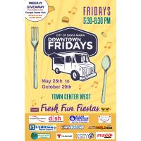 Downtown Fridays Returns On Friday, May 28th!