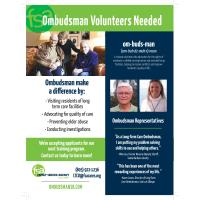 Family Service Agency: Ombudsman Volunteers Needed