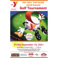 "SMV YMCA ""FUN""RAISER 42nd Annual Golf Tournament"