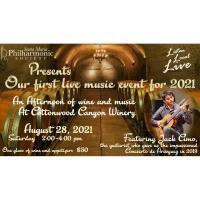 Santa Maria Philharmonic: Rendezvous at Cottonwood Canyon Winery