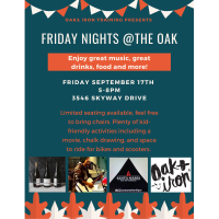 First Friday At The Oak