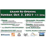 The Natural History Museum Grand Re-Opening On October 3rd!