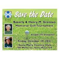 VTC Enterprises: Henry M. & Beverly Grennan Memorial Golf Tournament