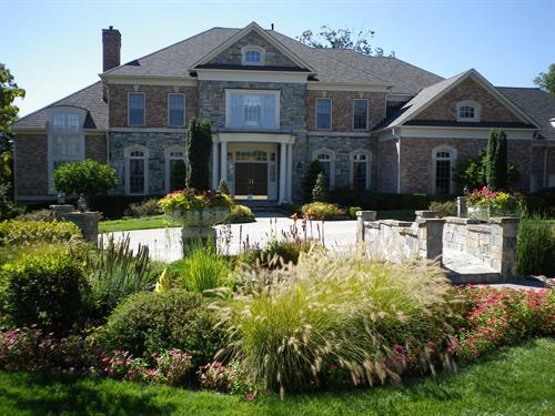 Complete landscape design and maintenance.