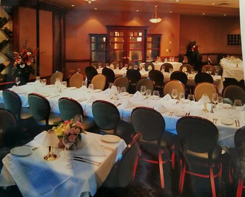 The Potomac Room- perfect for private events of up to 85 guests