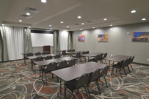 Let us host your business meeting!