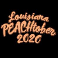 PEACHtober 2020 an event of the 70th Louisiana Peach Festival