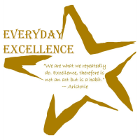 Jonathan Hicks is Awarded Everyday Excellence