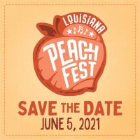 Changes to Louisiana Peach Festival Have Been Made