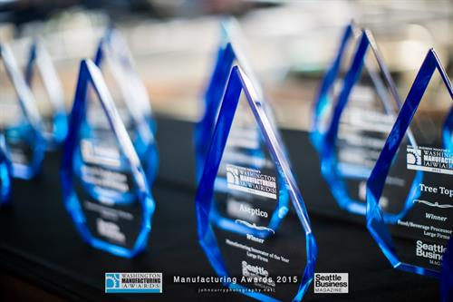 Washington Manufacturing Awards