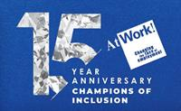 AtWork!'s 15th Annual Champions of Inclusion Breakfast
