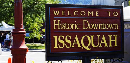 Historic Downtown Issaquah