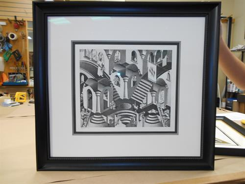 Original MC Escher Print