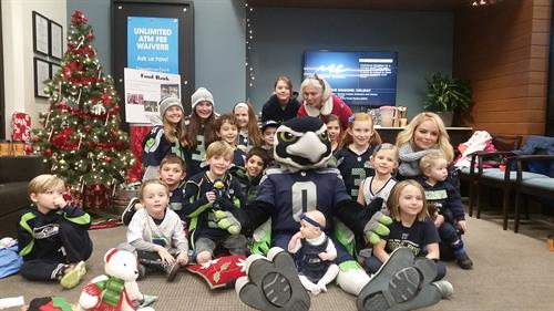 Blitz visited Homestreet Bank 2015