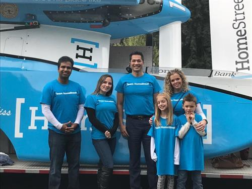 Homestreet Bank @ Salmon Days 2017