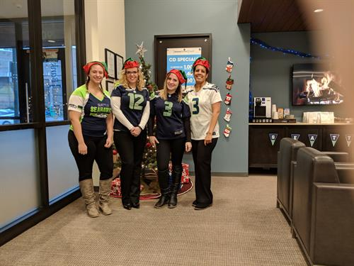Homestreet Bank Christmas 2017