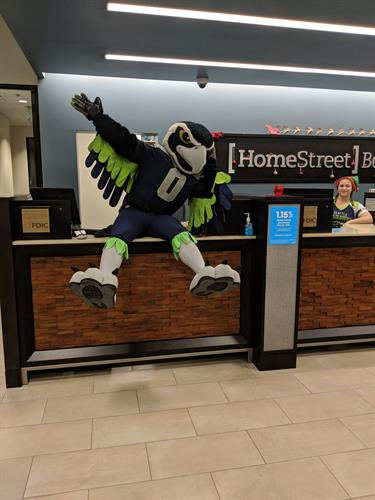 Blitz visited Homestreet Bank 2017