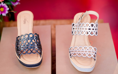 Cute and comfortable shoes from Spain and italy.