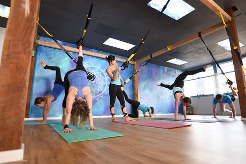TRX Yoga Fusion