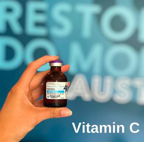 Vitamin C boost