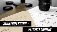 Storyboarding = Value