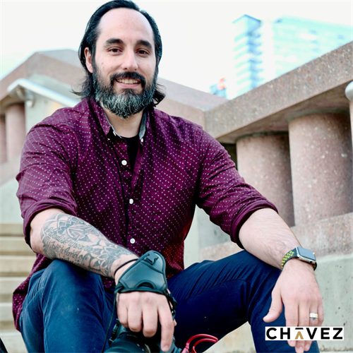 Chris Chavez, Owner and Videographer