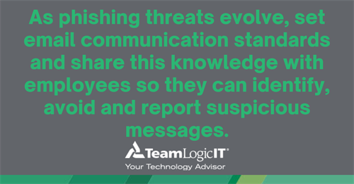 Protecting yourself from Phishing