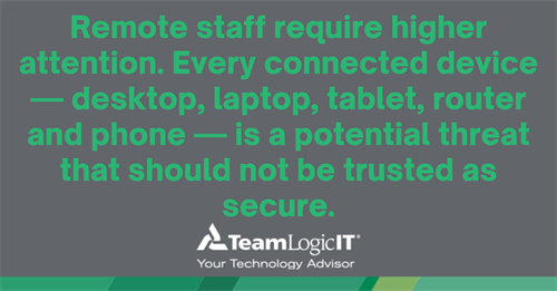 Managing & protecting remote staff