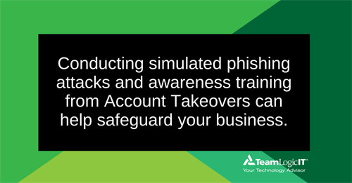 Simulated phishing attacks and protecting yourself