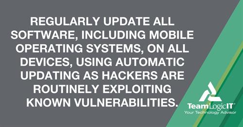 Software updates!