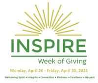 Encompass Announces Inspire Week of Giving
