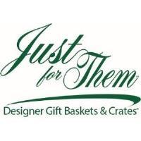 Designer Gift Baskets & Crates - Just for Them