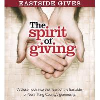 Spotlight a Local Charity/Non-Profit & Brand Your Business: Eastside Gives