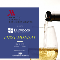 First Monday Networking at Atlanta Marriott Perimeter Center