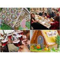 Easter Bunny House Decorating Party for All Ages!