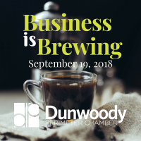 Business is Brewing @ Dunwoody Perimeter Chamber
