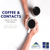 Coffee and Contacts @ The Bishop