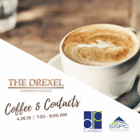 Coffee and Contacts @ The Drexel