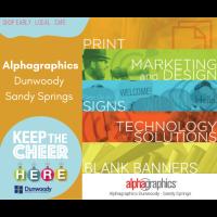 AlphaGraphics Dunwoody-Sandy Springs - Sandy Springs
