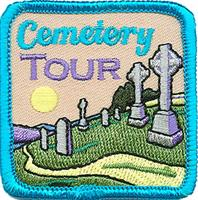 Apple Cider Days - Twilight Tour of the Stephen Martin Cemetery
