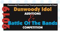 Dunwoody Idol and Battle of the Bands Competition