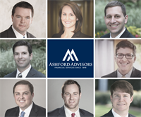 Ashford Advisors Recognizes Industry Leaders: Eight Members Earn NAIFA Top 40 Under 40 Award