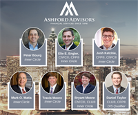 Ashford Advisors Celebrates 7 Qualifiers for Guardian Inner Circle Award