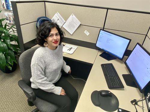 Christine Posso, Executive Account Manager