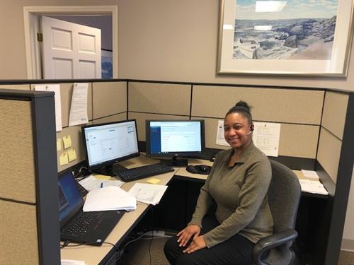 Slena King, Executive Account Manager