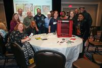 "Little Free Library and Foresters Financial Hosted Build Weekend in Atlanta to Benefit 14 ""Real Dads Read"" Schools"