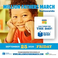 The National Million Fathers March Continues Virtually Amidst COVID-19 in the 2020 School Year